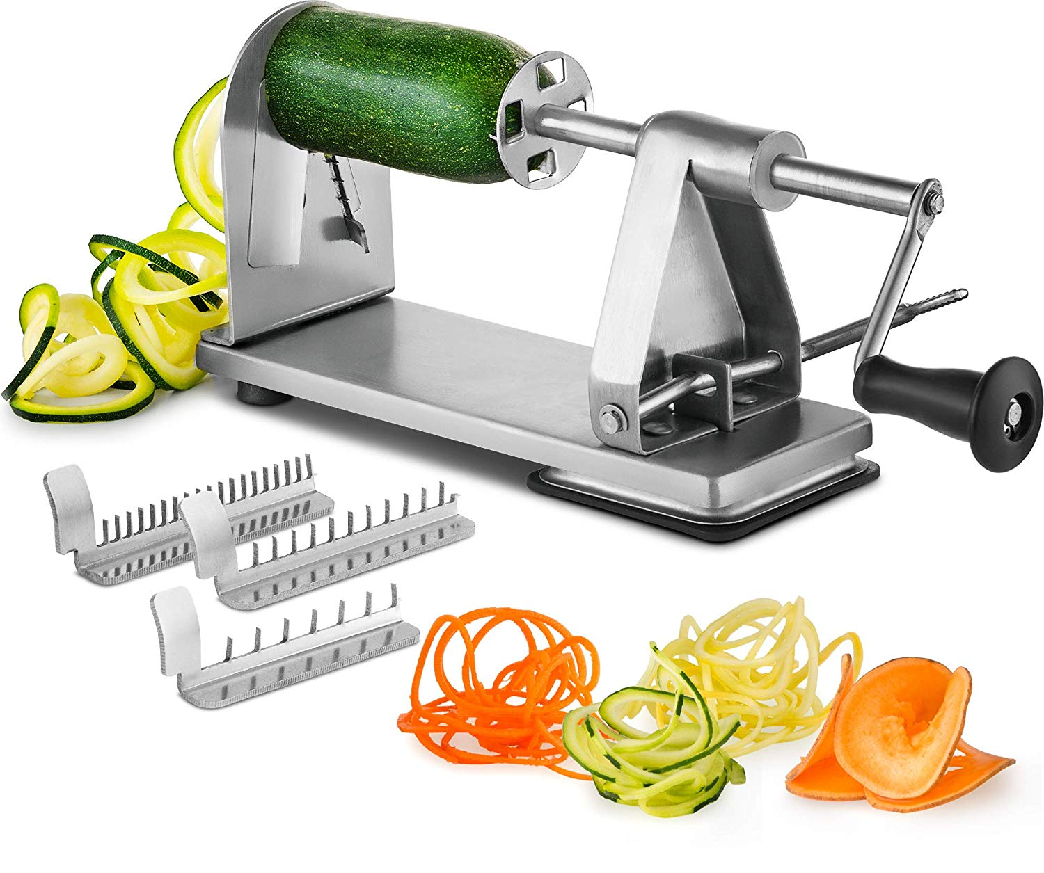 Mitbak Stainless Steel Vegetable Spiralizer