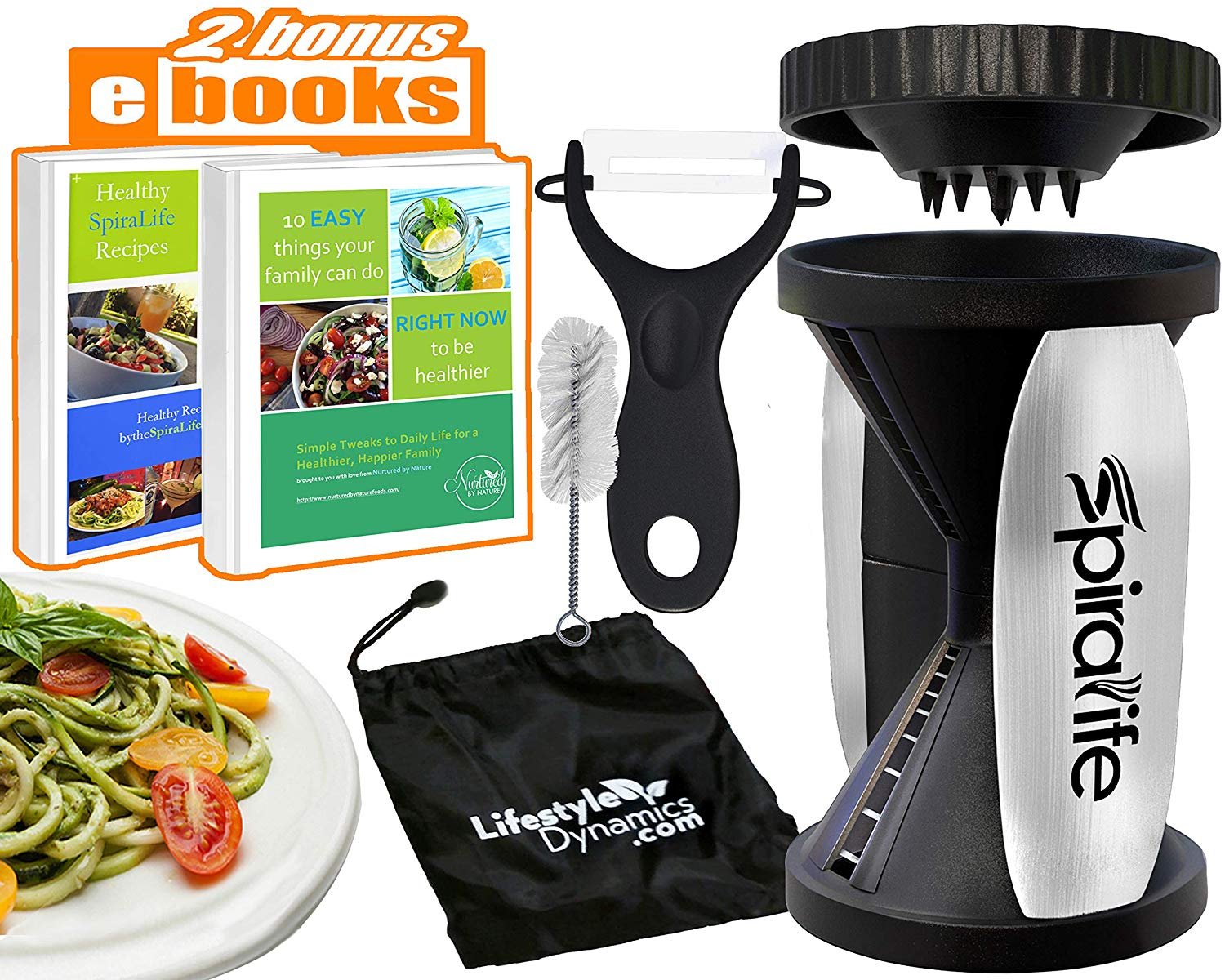 Original SpiraLife Spiralizer