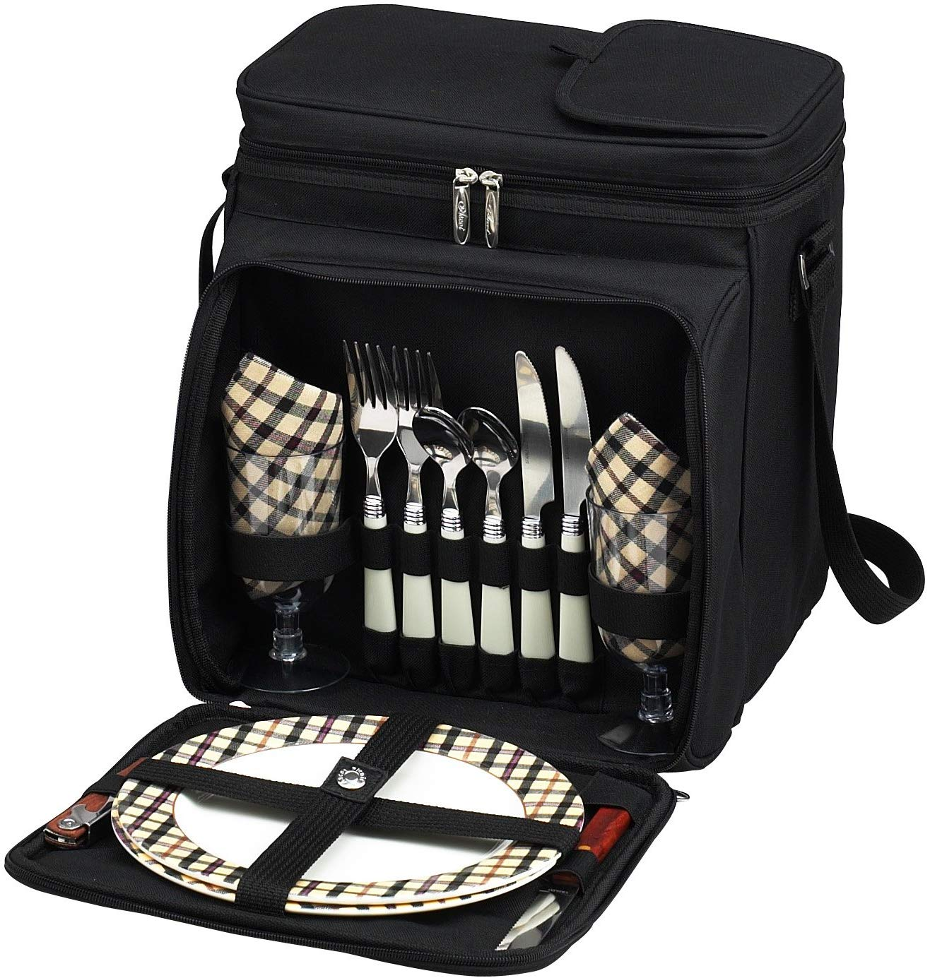 Picnic at Ascot Original Insulated Picnic Basket