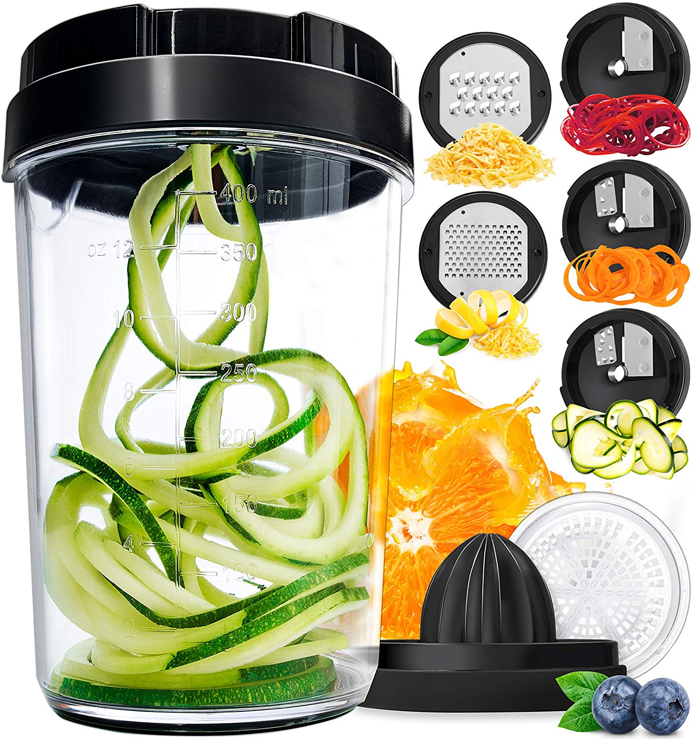 Vegetable Spiralizer Vegetable Slicer fullstar