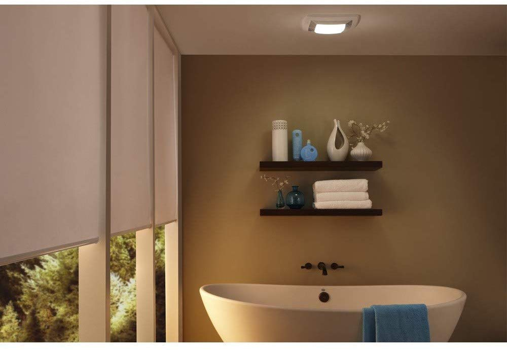 Bathroom Exhaust Fans with Light – Reviews & Buying Guide