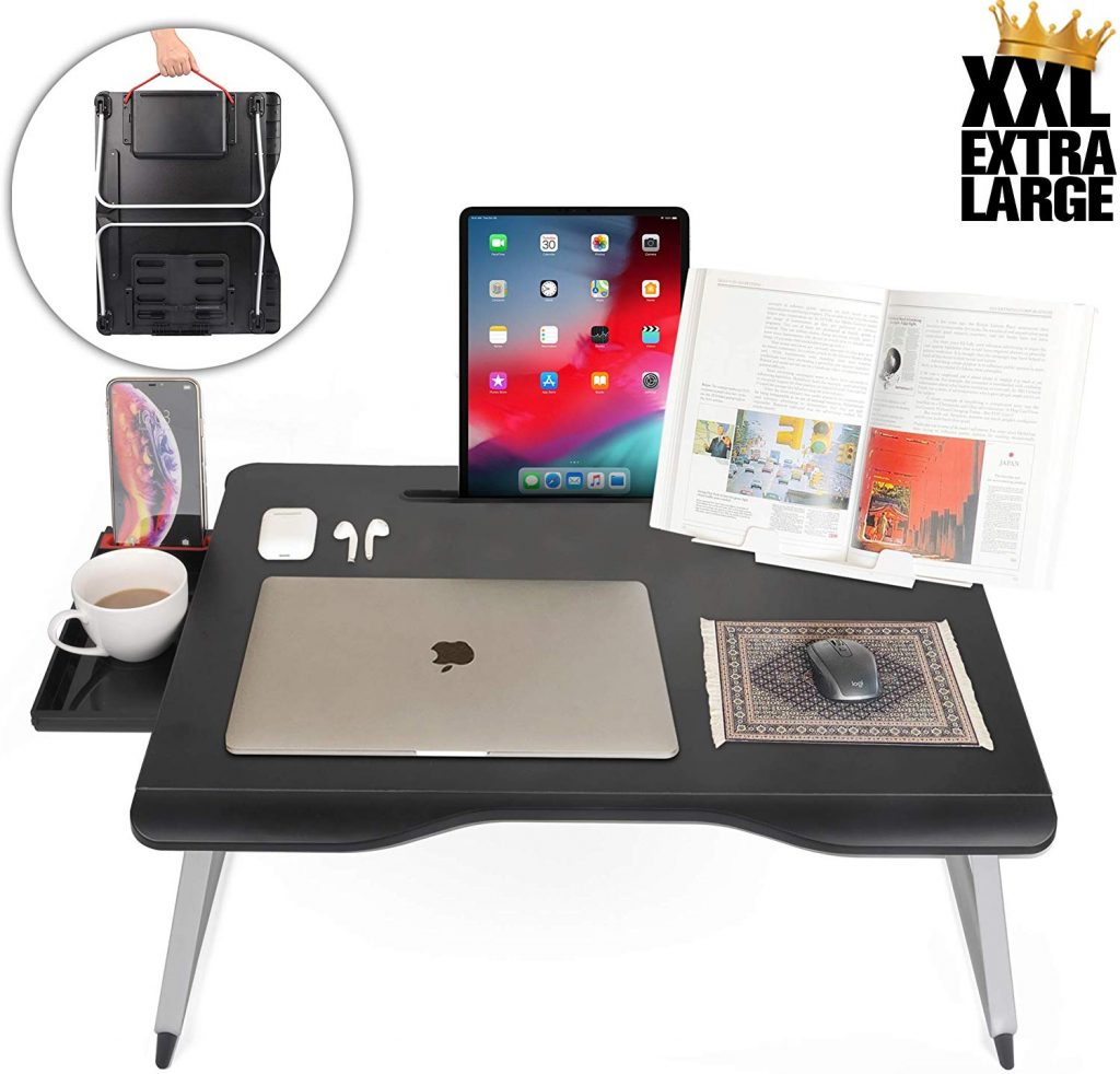 Cooper Cases Mega Table XXL Folding Laptop Desk