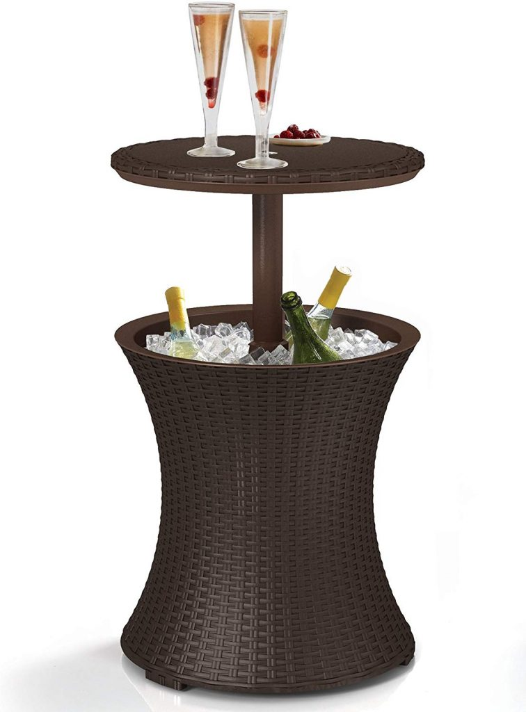 Keter 218305 Outdoor Patio Table