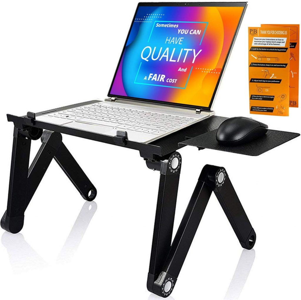 Pinnacle Basics Adjustable Laptop Stand