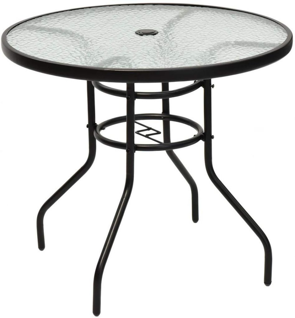 Tangkula 32 in Outdoor Patio Table