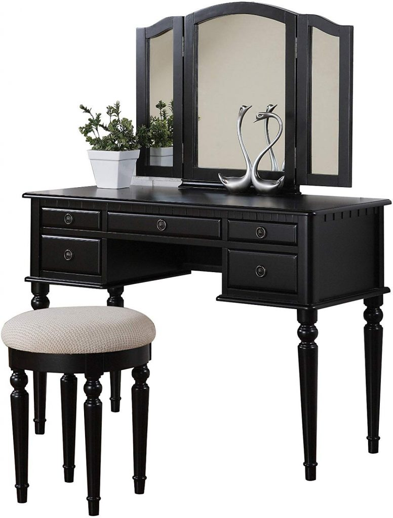 Bobkona F4072 St. Croix Collection Vanity Set