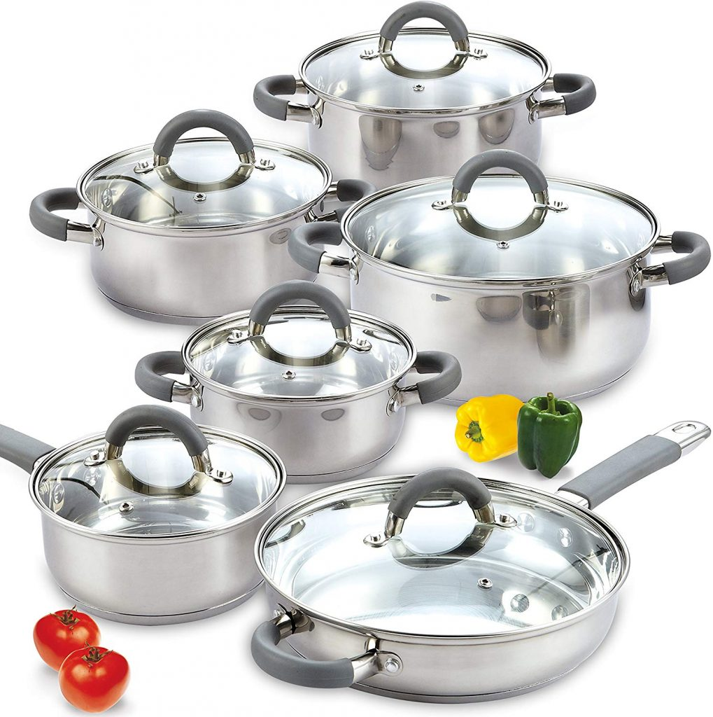 CookNHome Stainless Steel