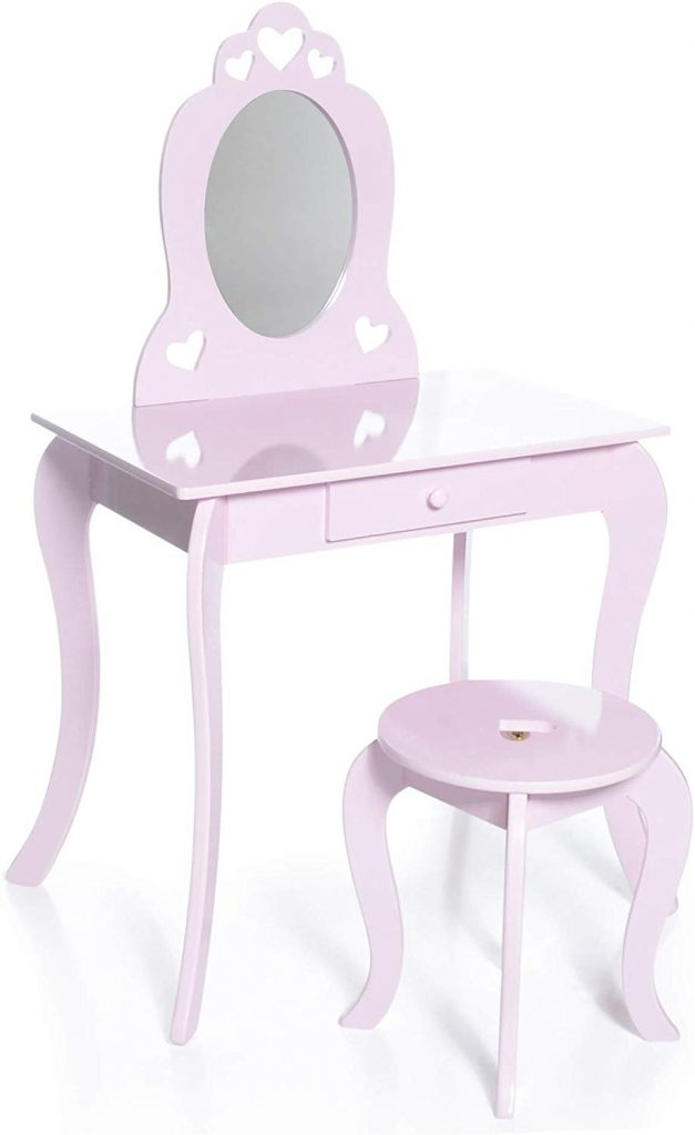 Milliard Kids Vanity Makeup Set