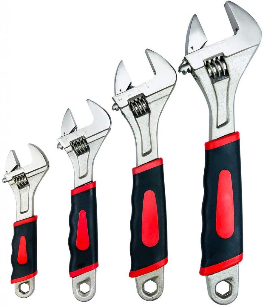 Navegando Adjustable Wrenches Set