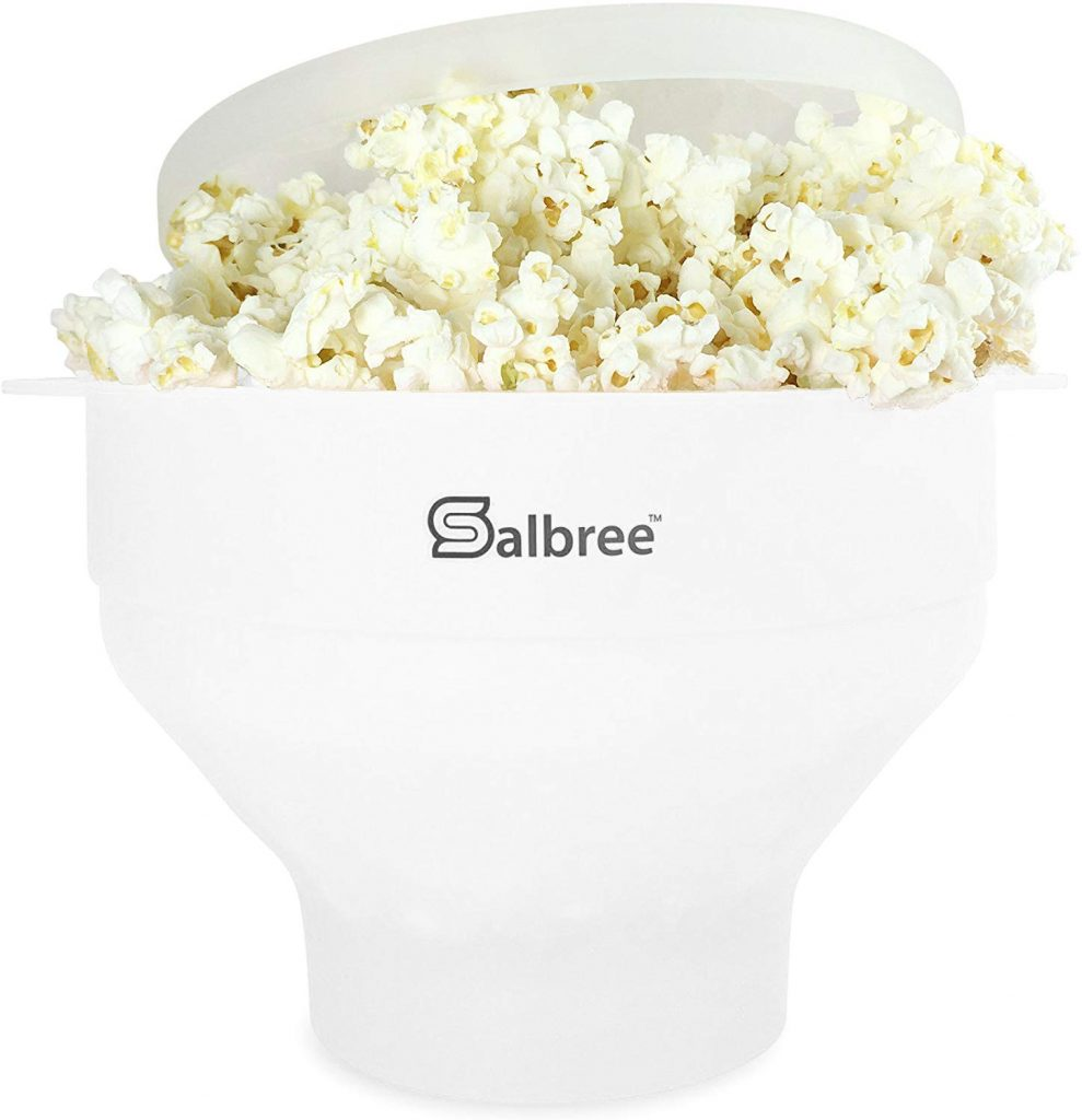 Original Microwave Popcorn Popper by Salbree