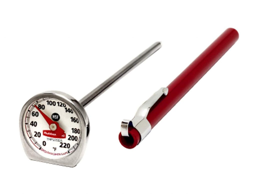 Rubbermaid Commercial Products Meat Thermometer