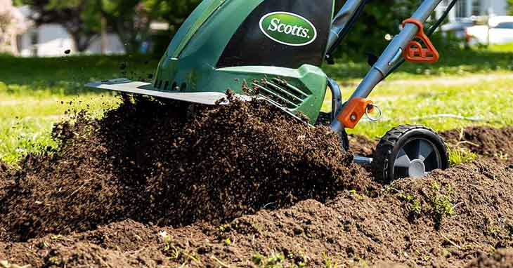 A List of Best Electric Tillers