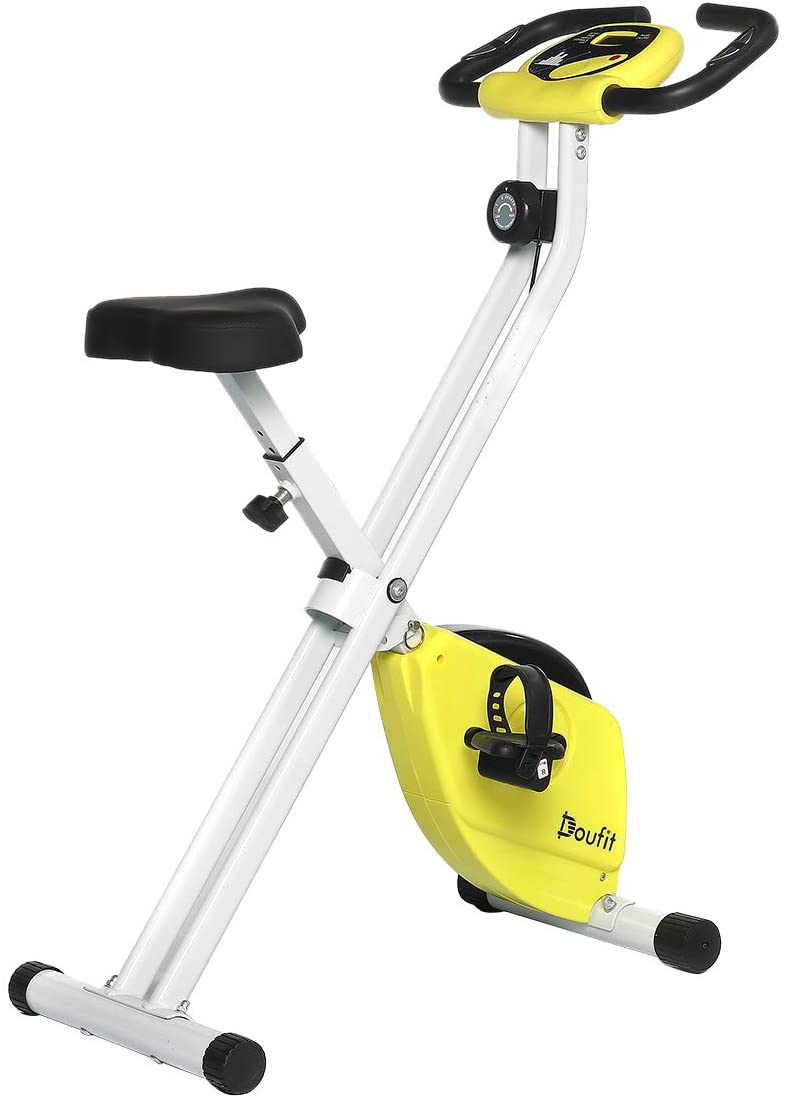 Doufit Exercise Bike Foldable for Homes