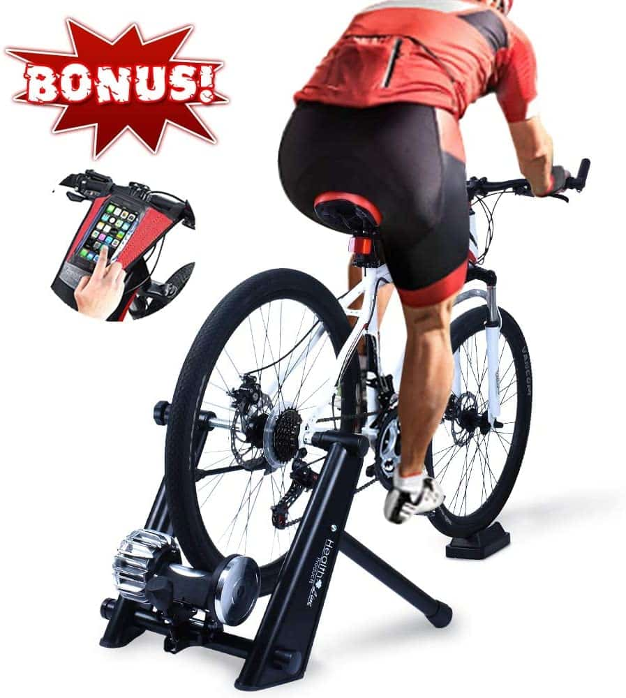 HEALTH LINE PRODUCT Fluid Bike Trainer Stand