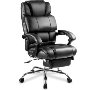 Merax Portland Technical Leather Recliner