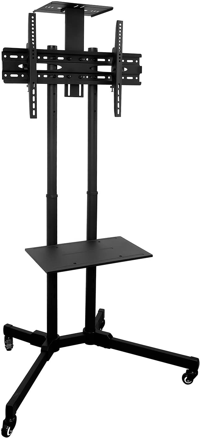 Mount-It! TV Cart Mobile TV Stand