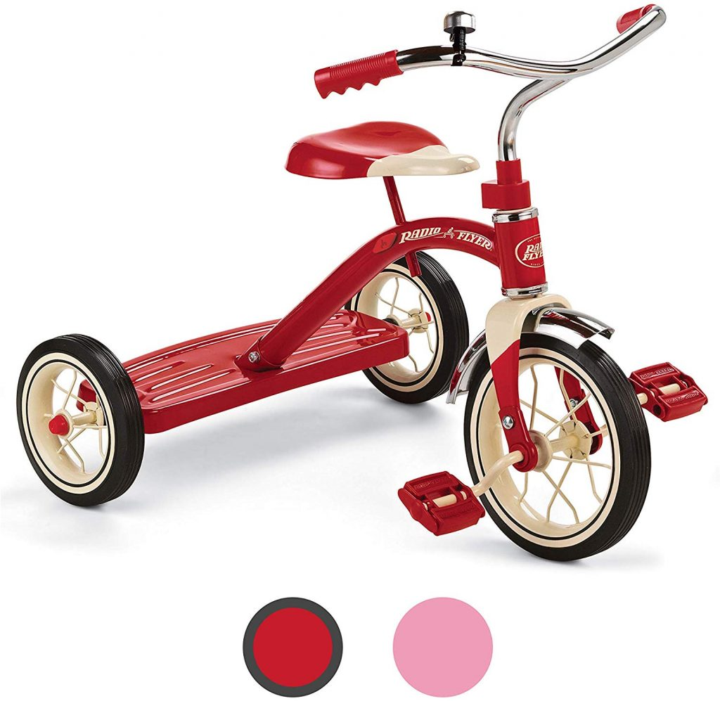 Radio Flyer Classic Red 10 Inch Tricycle