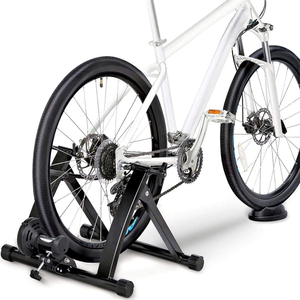 Topeakmart Premium Steel Bike Exercise Trainer