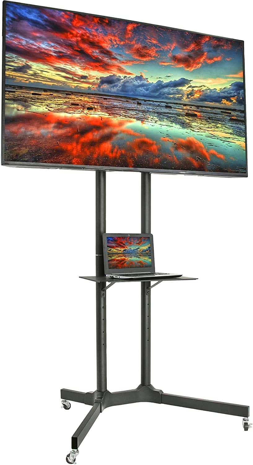 VIVO STAND-TV03E Mobile TV Cart