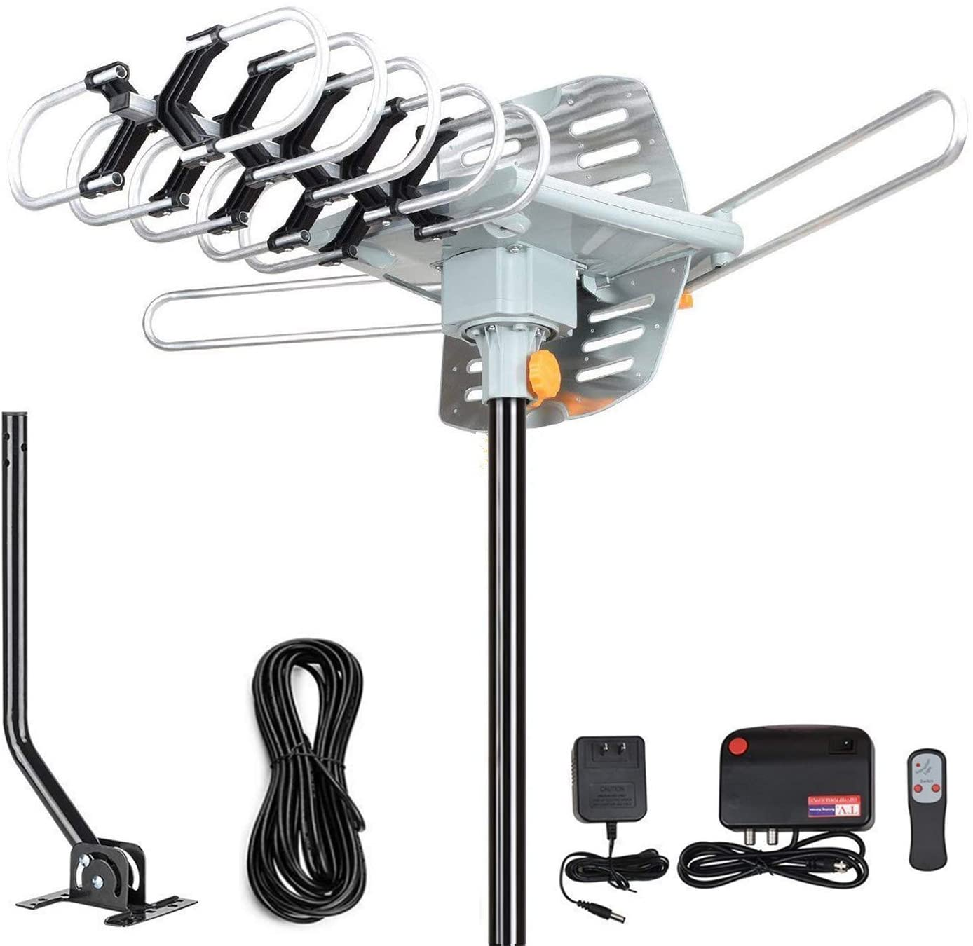 2020 Version Outdoor Amplified Digital HDTV Antenna by BEFORE