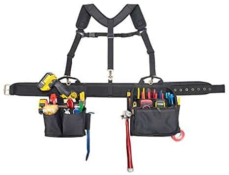 CLC Custom Leathercraft 1608 Tool Belt