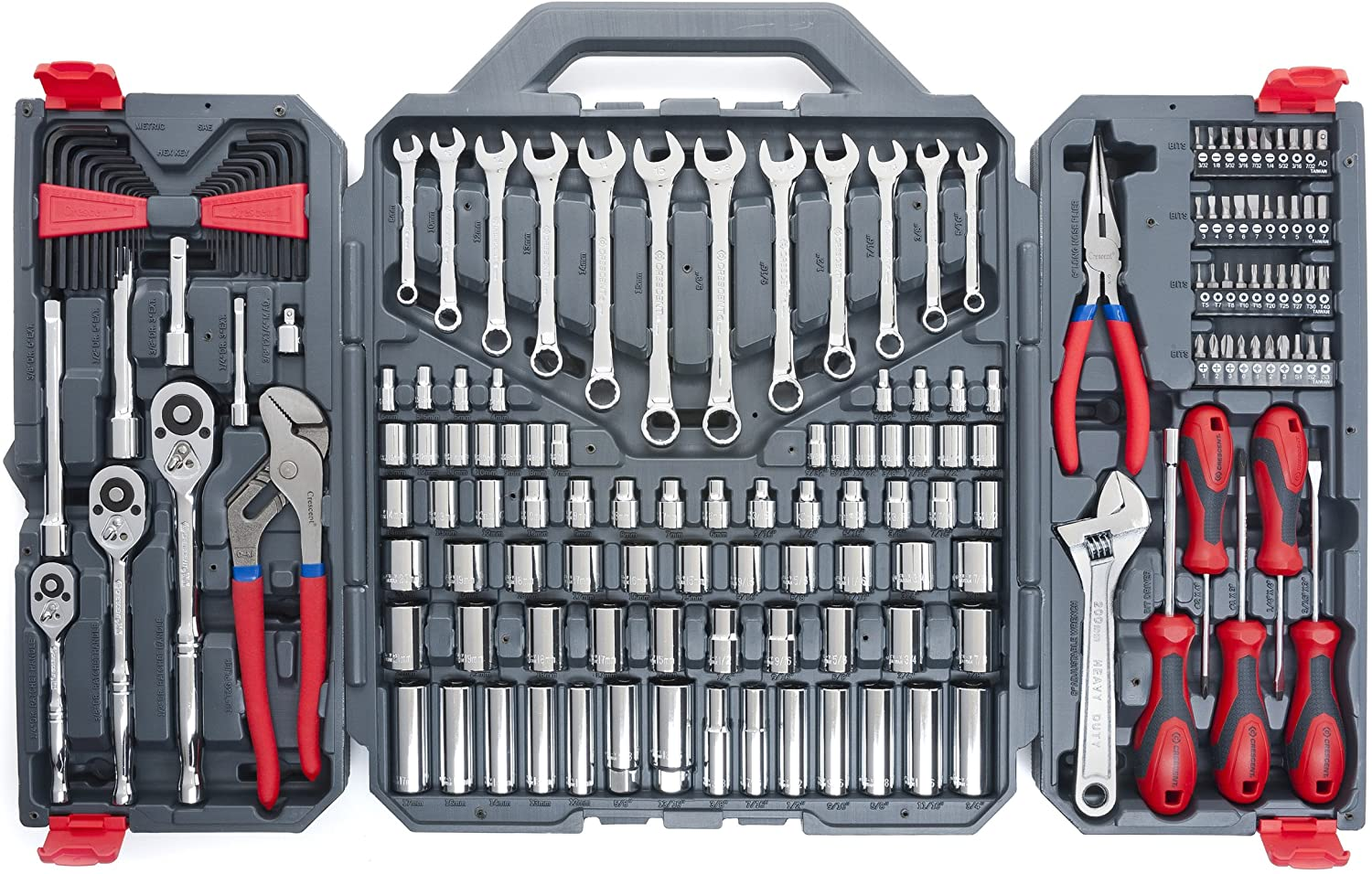 Crescent CTK170CMP2 General Purpose Tool Set