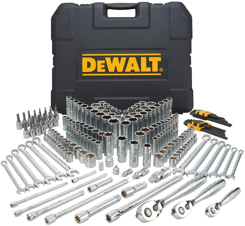 DEWALT Mechanics Socket Set (DWMT72165)