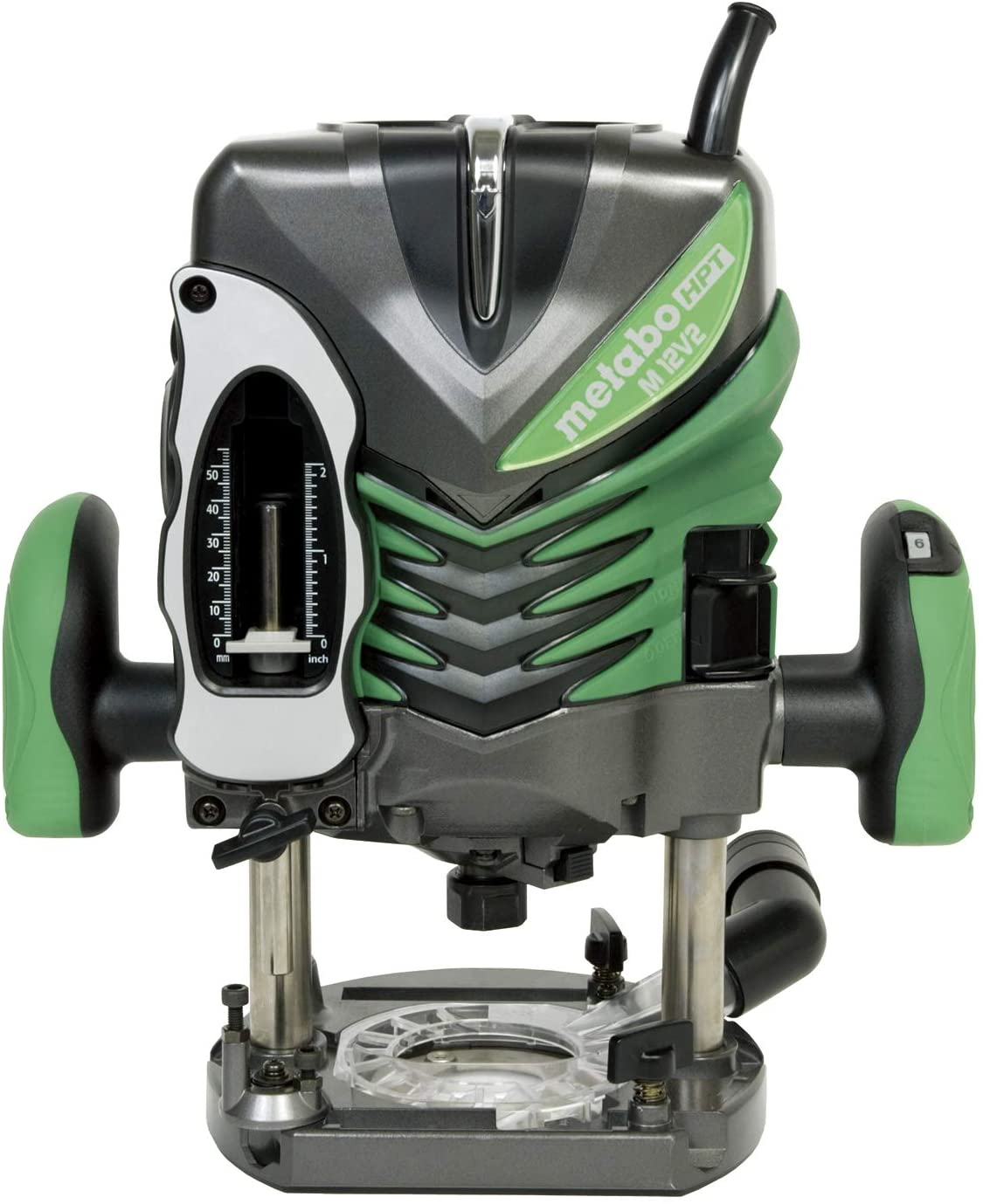 Metabo HPT M12V2 Variable Speed Plunge Router