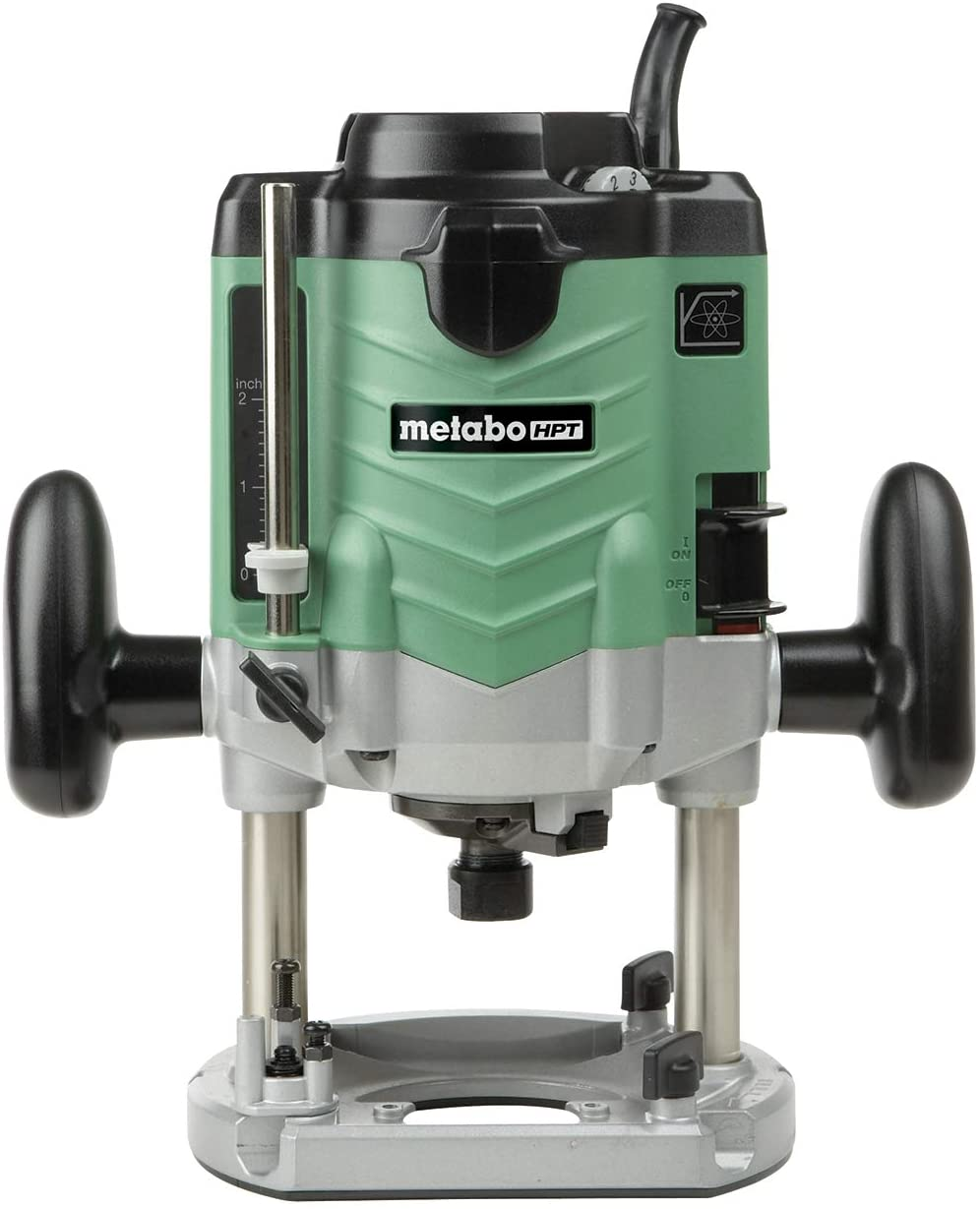 Metabo HPT M12VE Variable Speed Plunge Router