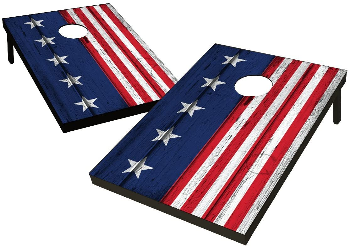 Wild Sports TT-SAS-02 Cornhole Outdoor Set