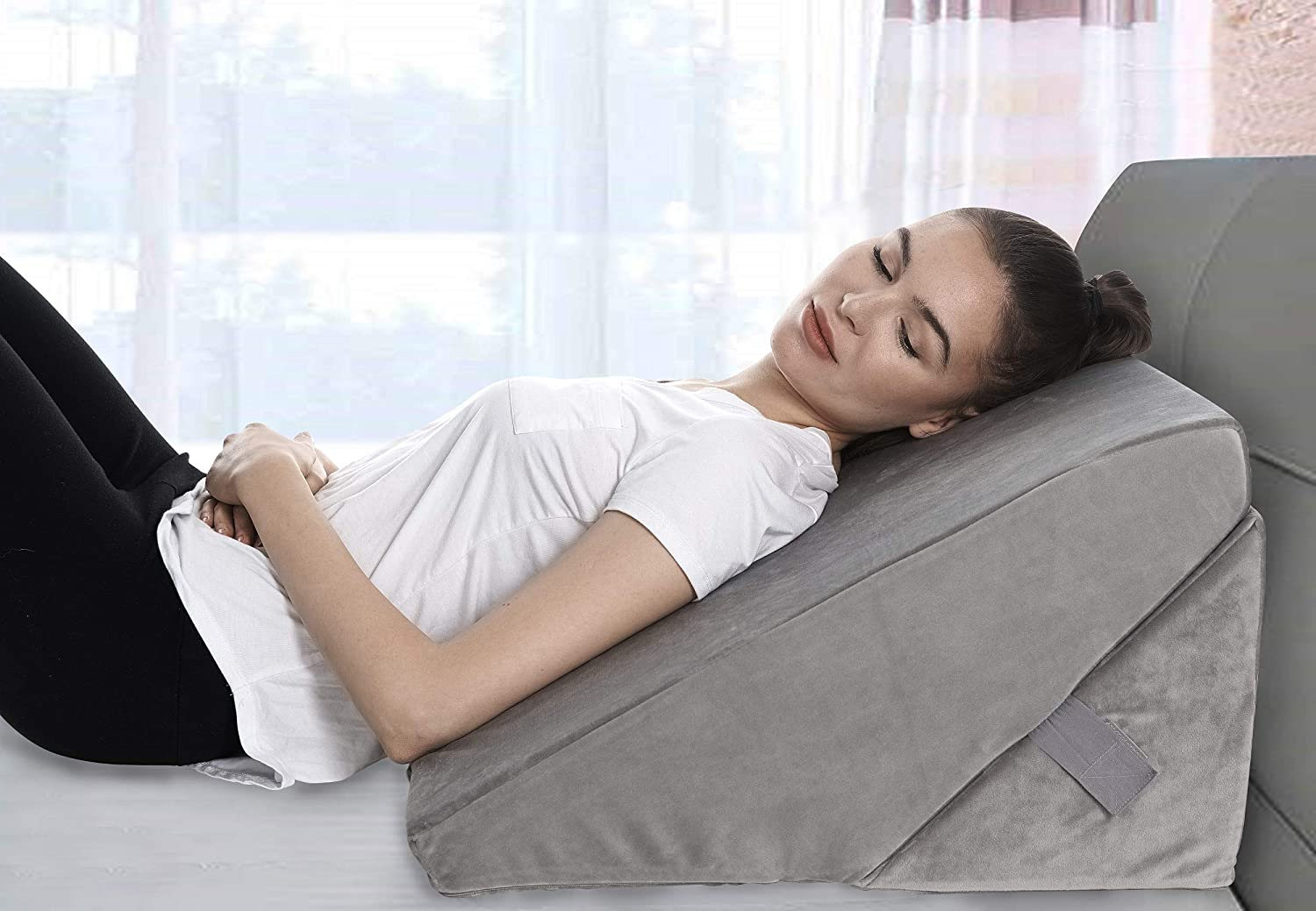AllSett Health Bed Wedge Pillow