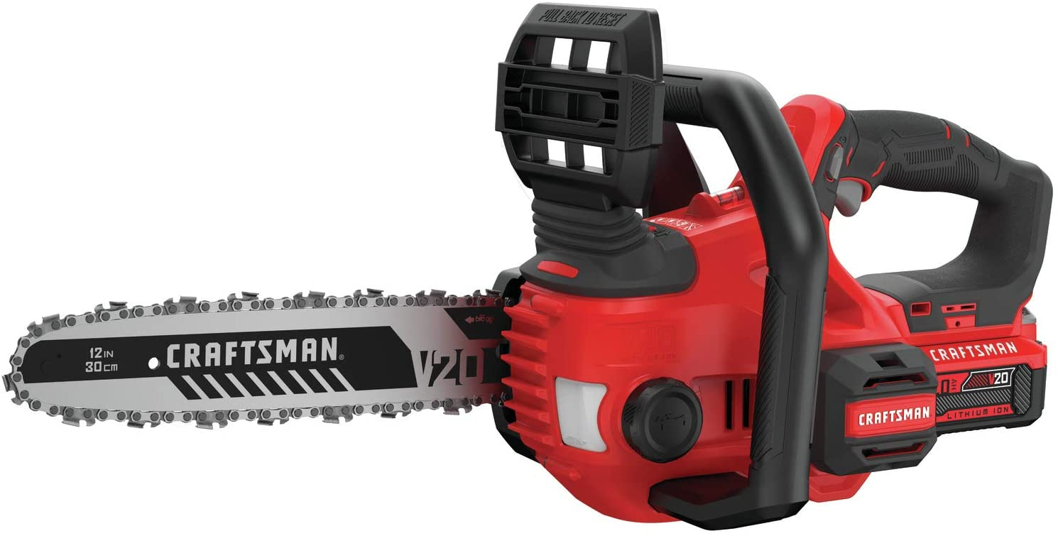 CRAFTSMAN (CMCCS620M1) V20 Cordless Chainsaw