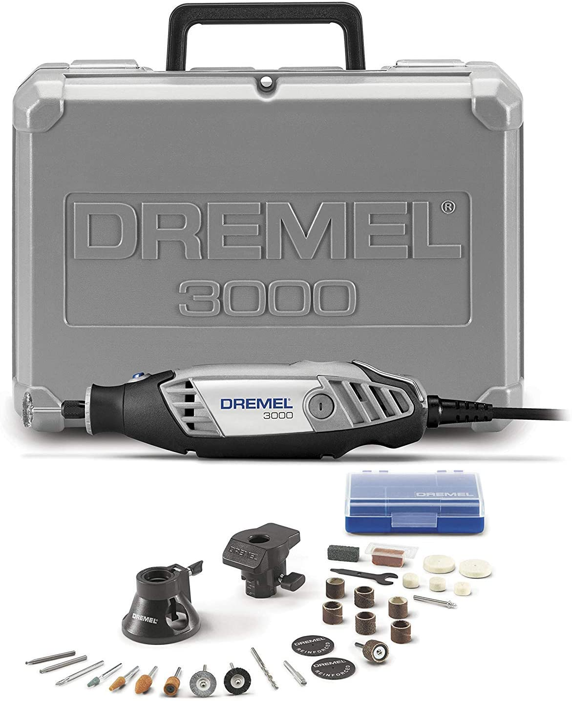 Dremel 3000-2 28 Variable Speed Rotary Tool Kit