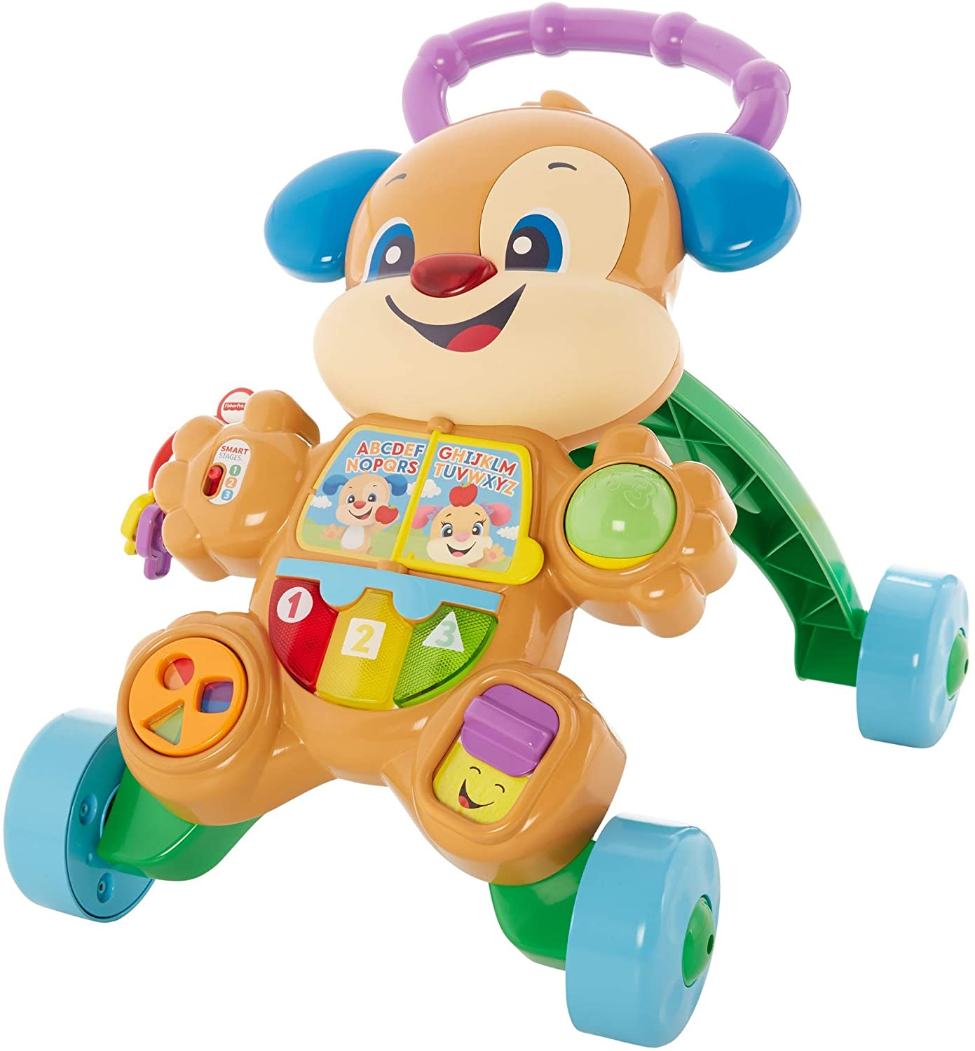 Fisher-Price Laugh & Learn Smart Stages Walker