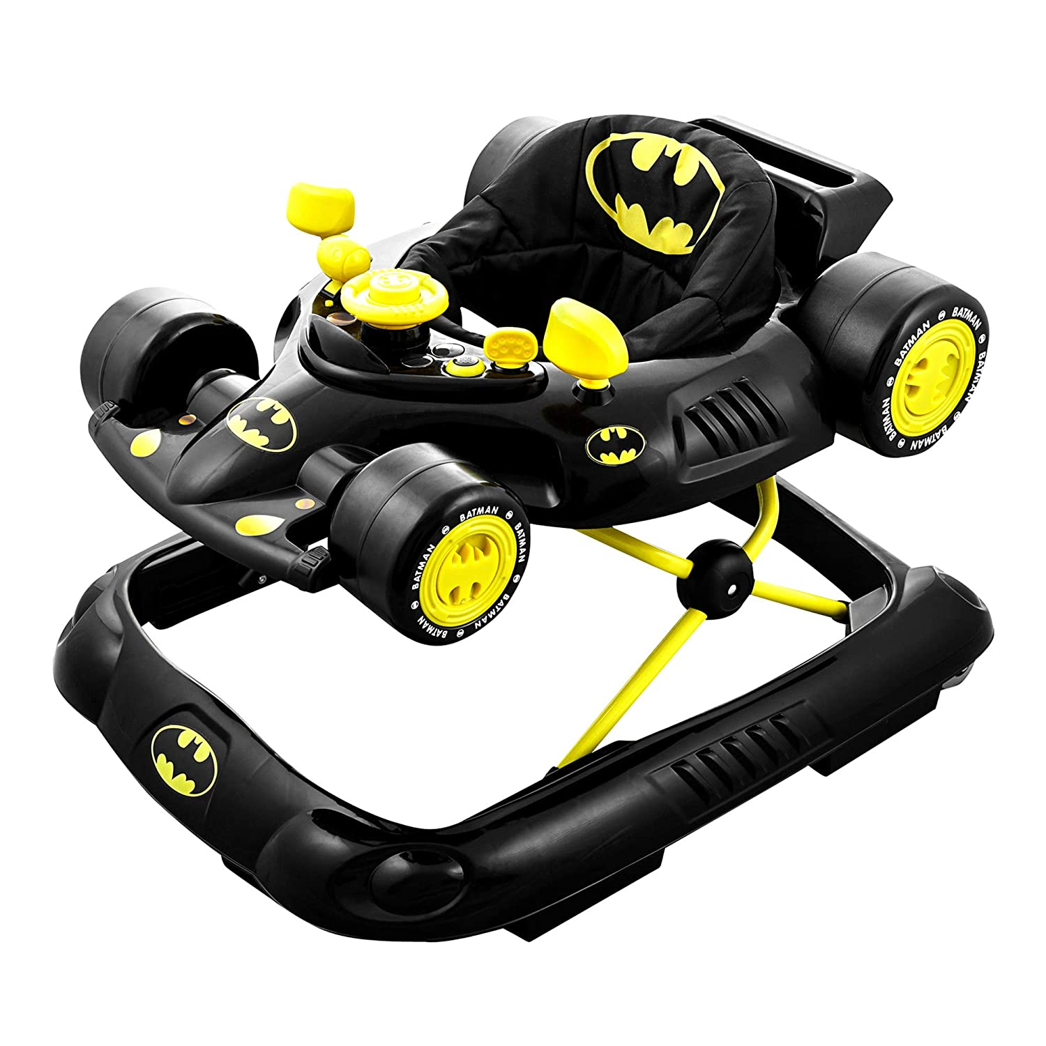 Kids Embrace 5502BATBK DC Comics Baby Batmobile Walker