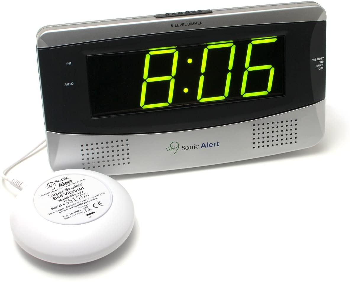 Sonic Alert Large Digital Clock