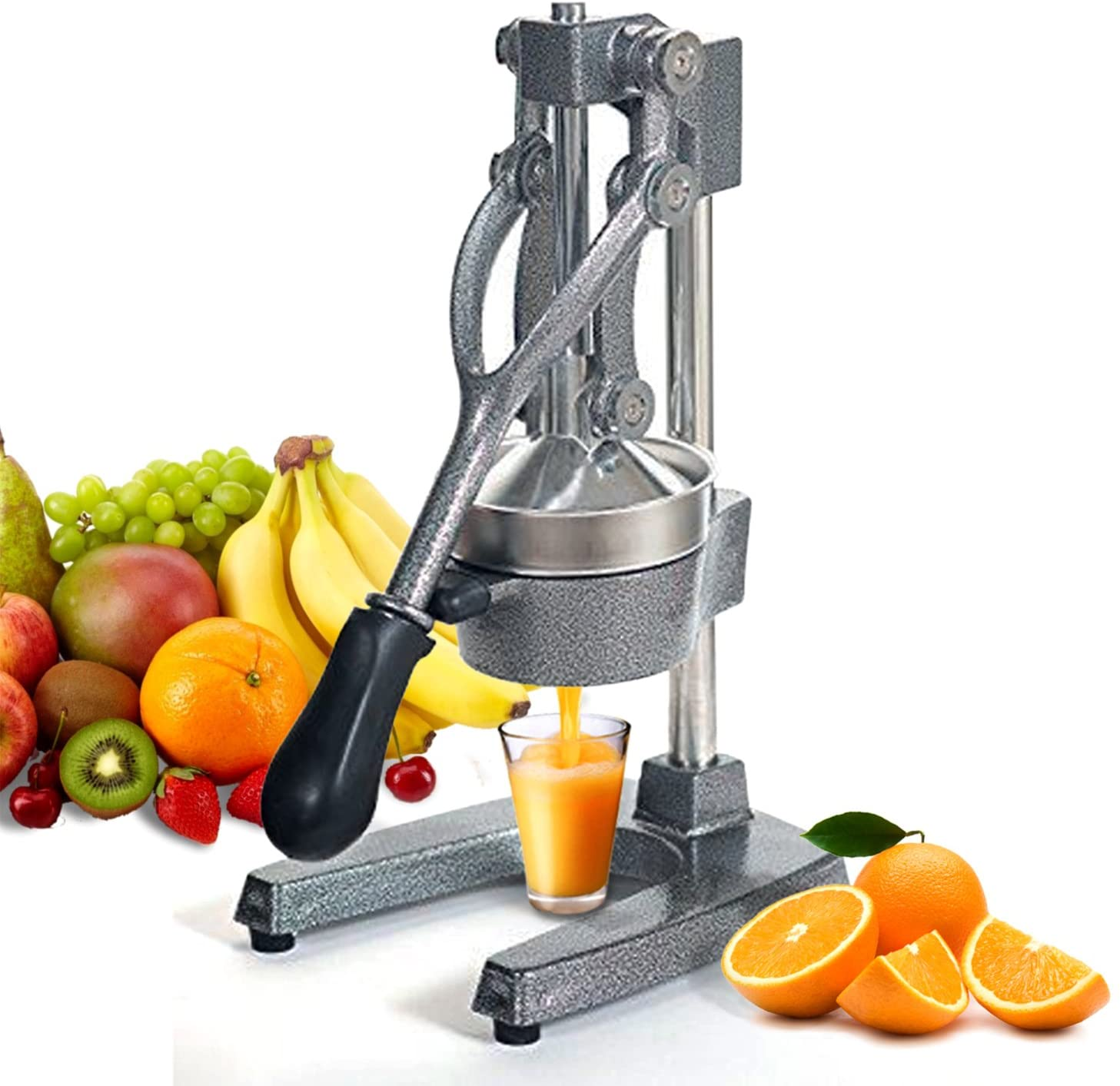 ZENY Commercial Grade Hand Press Manual Juicer