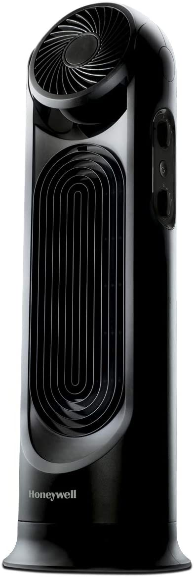 Honeywell TurboForce Tower Fan, Black
