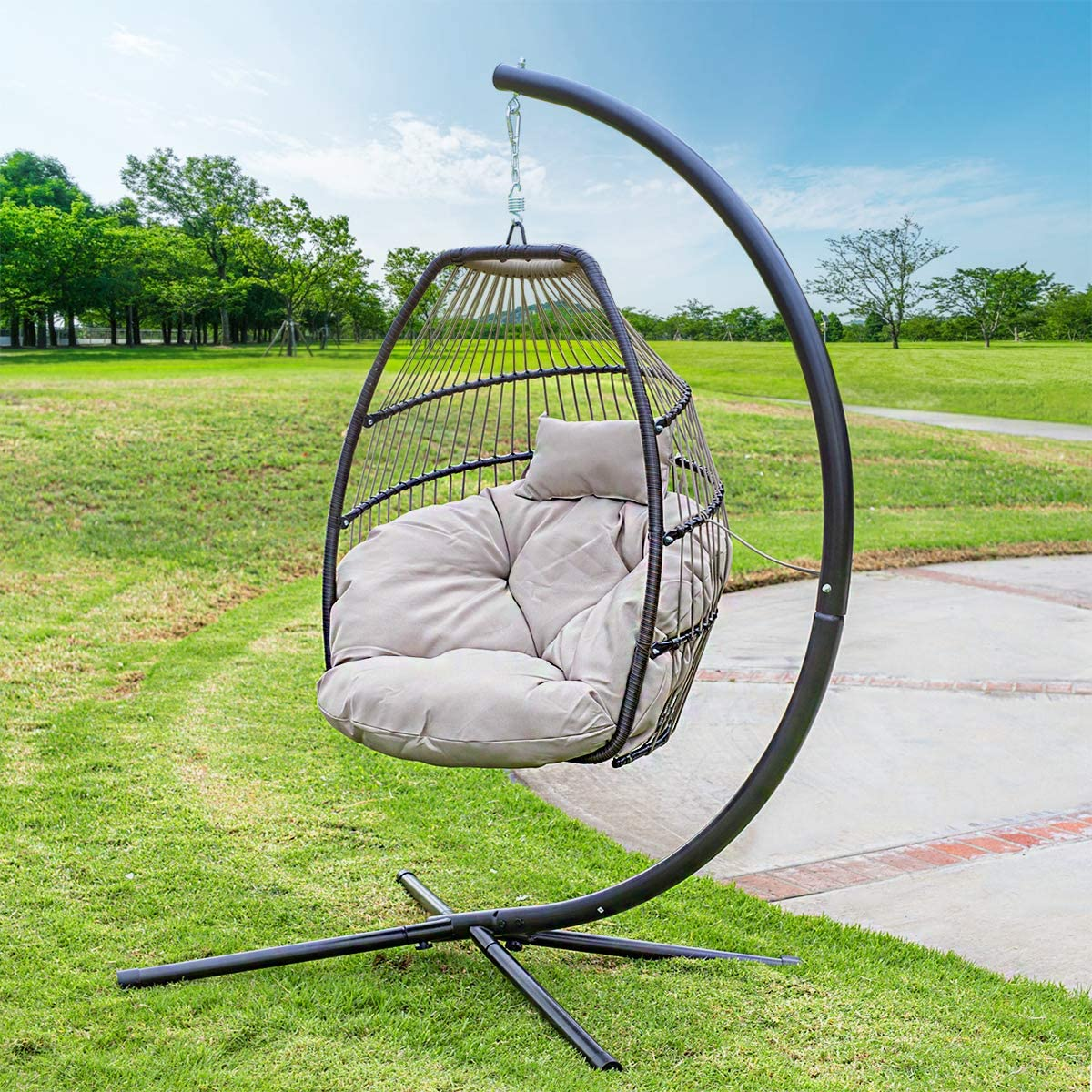 Barton Outdoor Hanging Egg Chair
