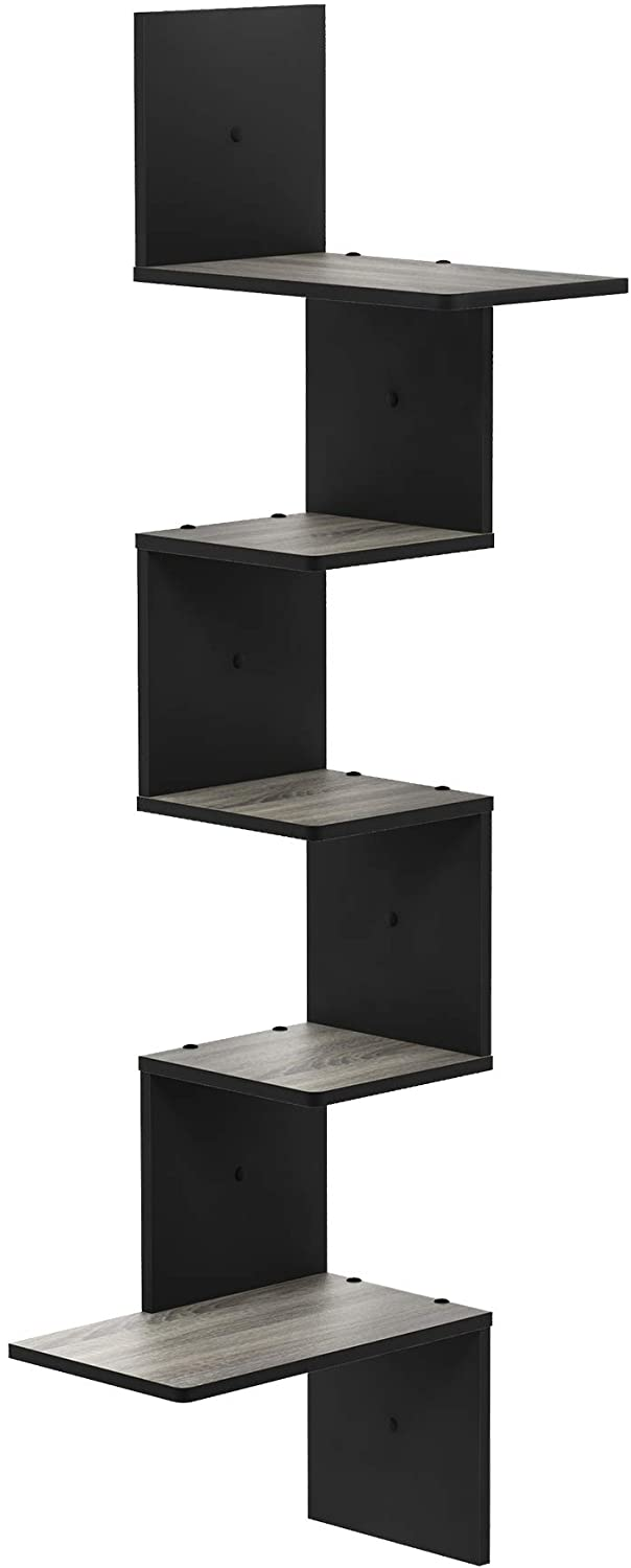 Furinno Rossi Wall Mounted Shelves