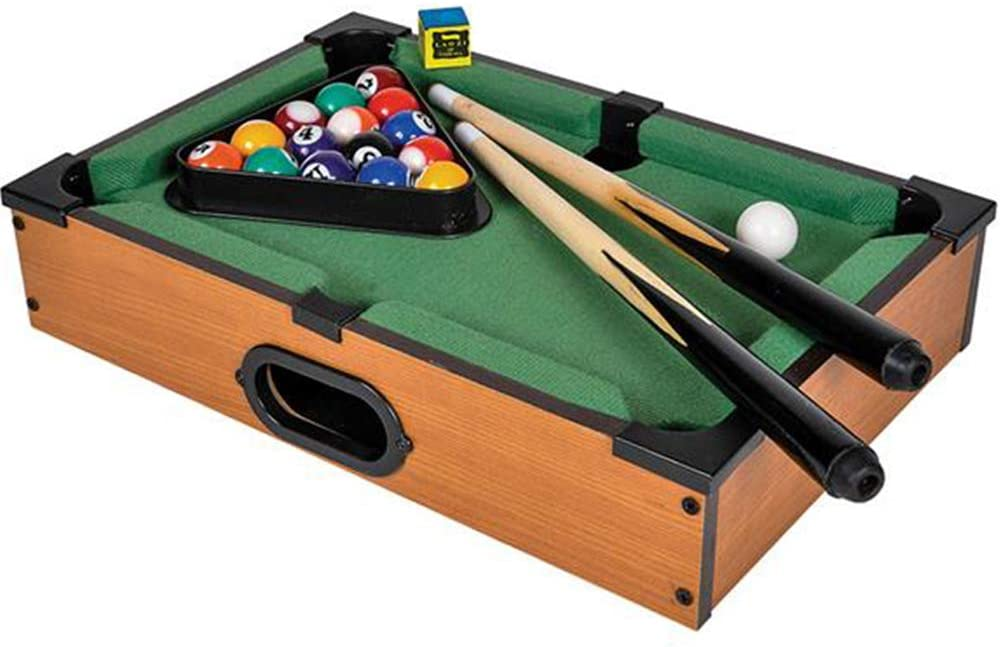 Gamie Tabletop Pool Game Set