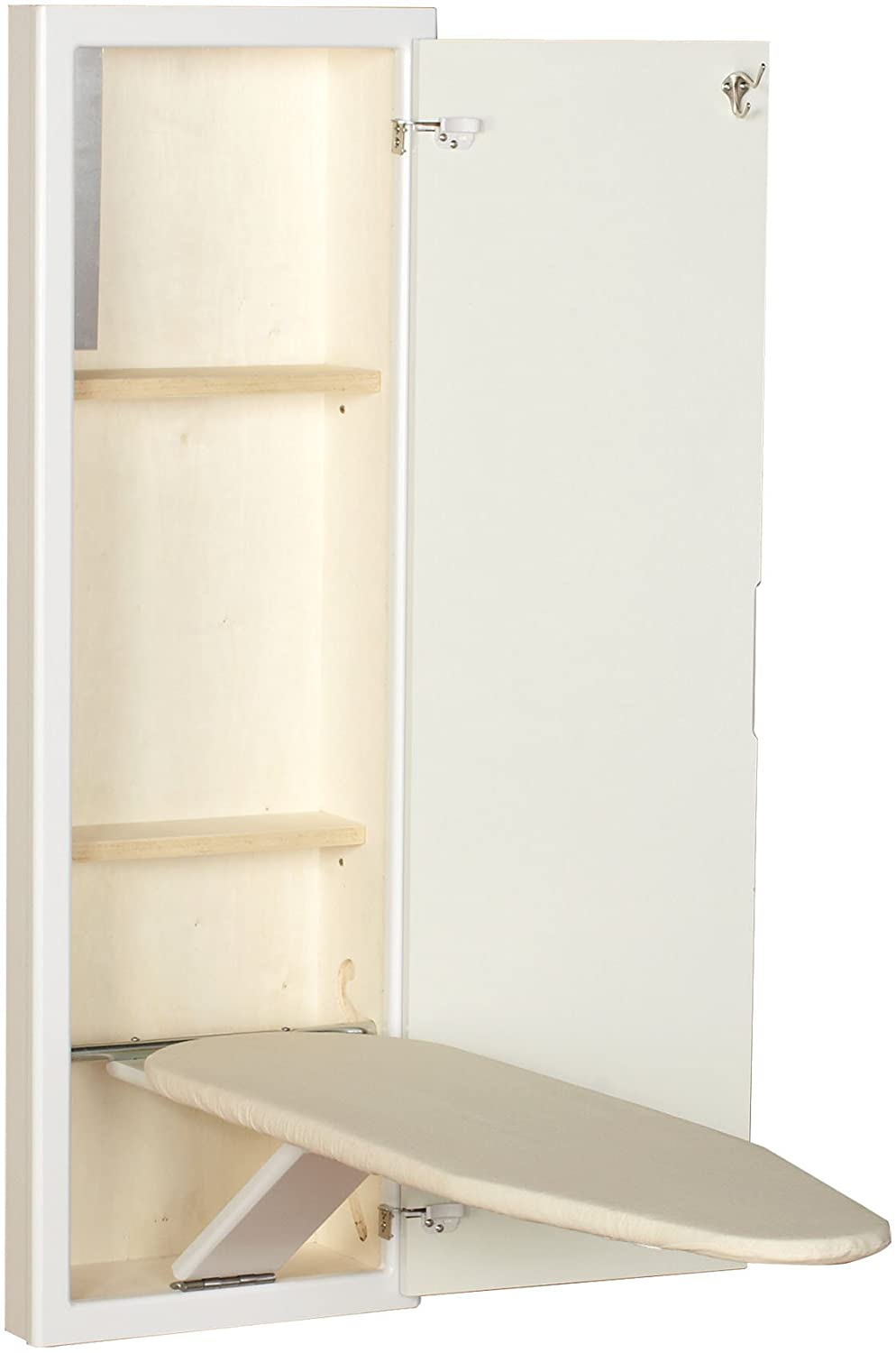 Household Essentials In-Wall Ironing Board