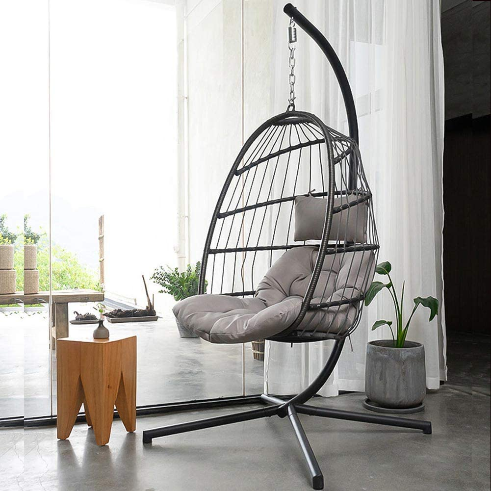 10 Best Hanging Egg Chairs To Buy In 2020 Homegearhunt