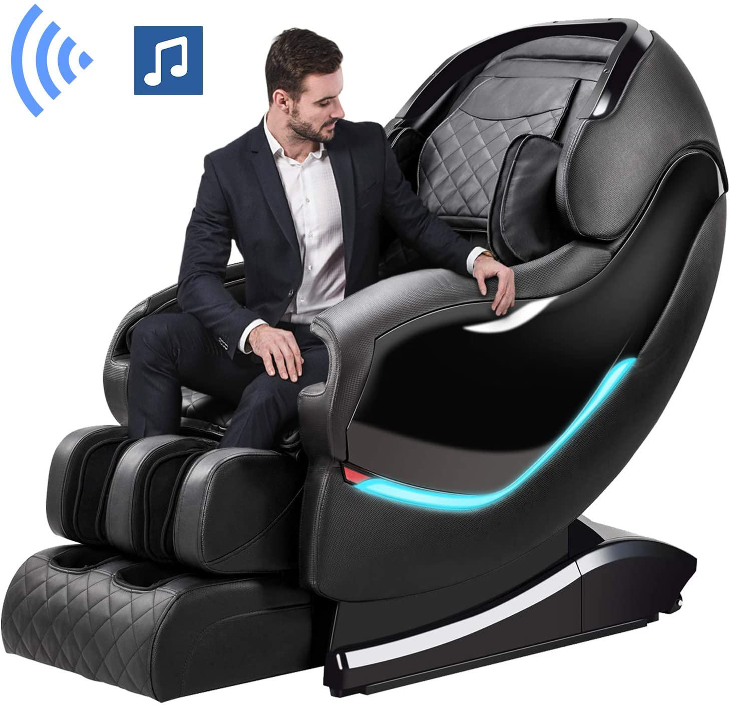 OOTORI 3D SL-Track Zero Gravity Massage Chair