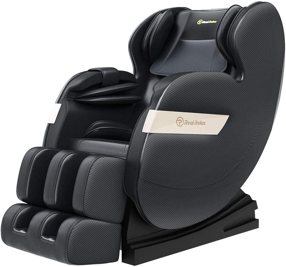 Real Relax 2020 Full Body Zero Gravity Massage Chair