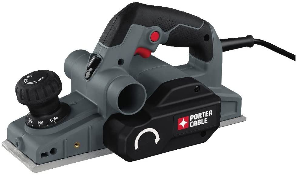 PORTER-CABLE Hand Planer, 6-Amp