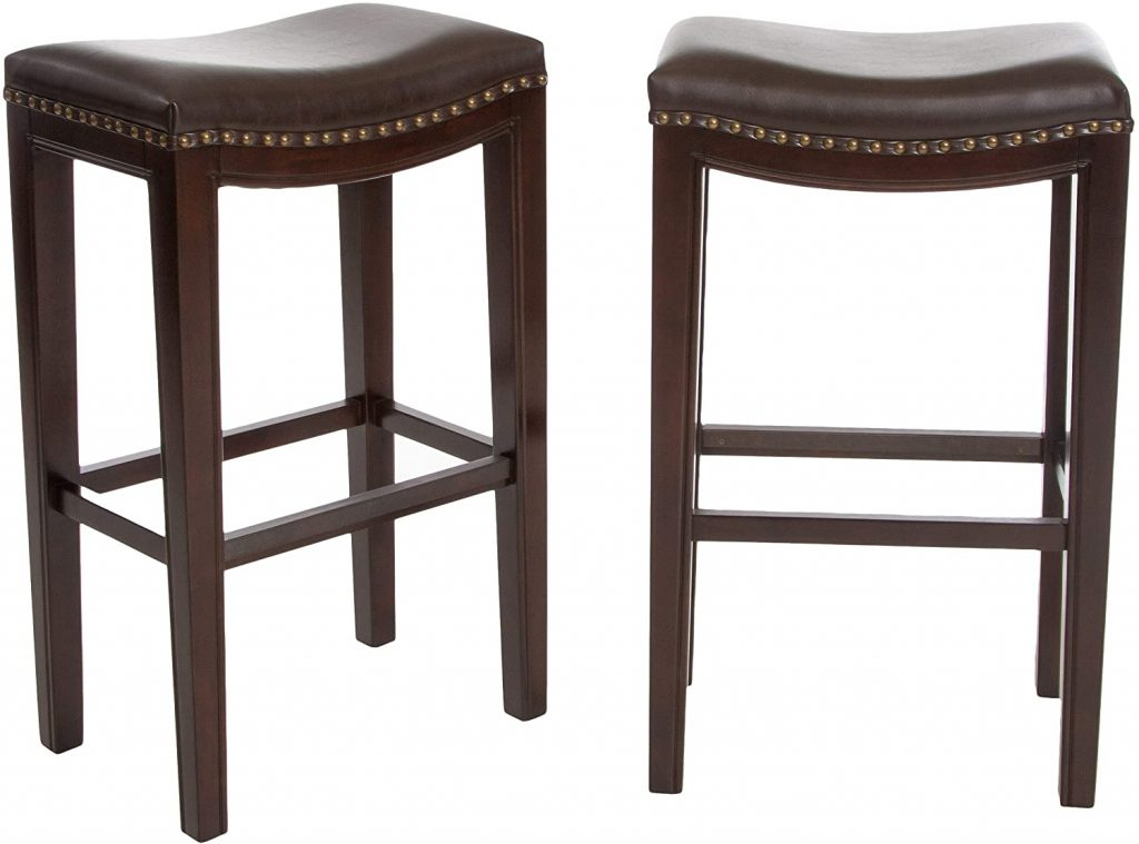 Christopher Knight Home Avondale Backless Bar Stools