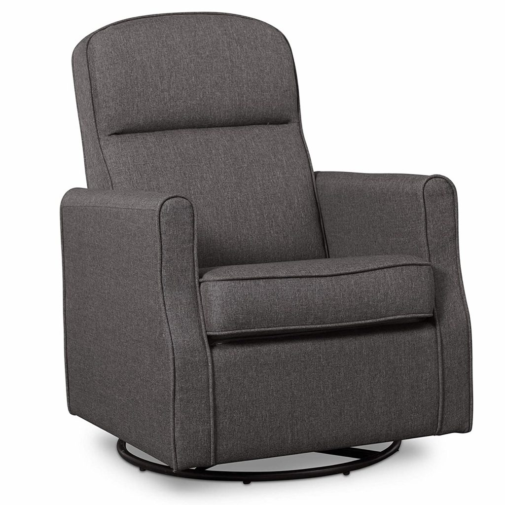 Delta Children Blair Nursery Glider Swivel Rocker Chair