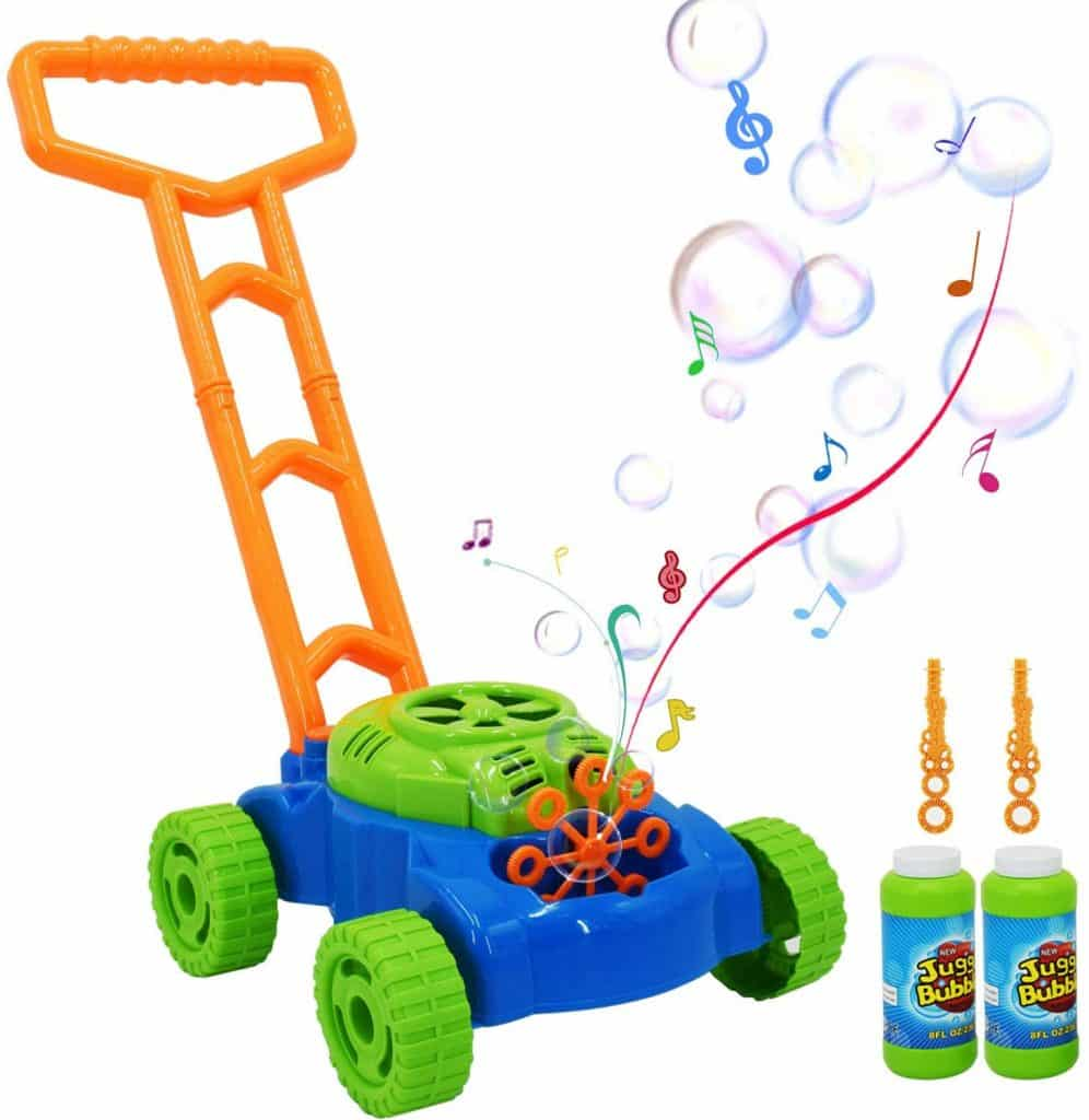 HEDGBOBO Music Bubble Blowing Mover
