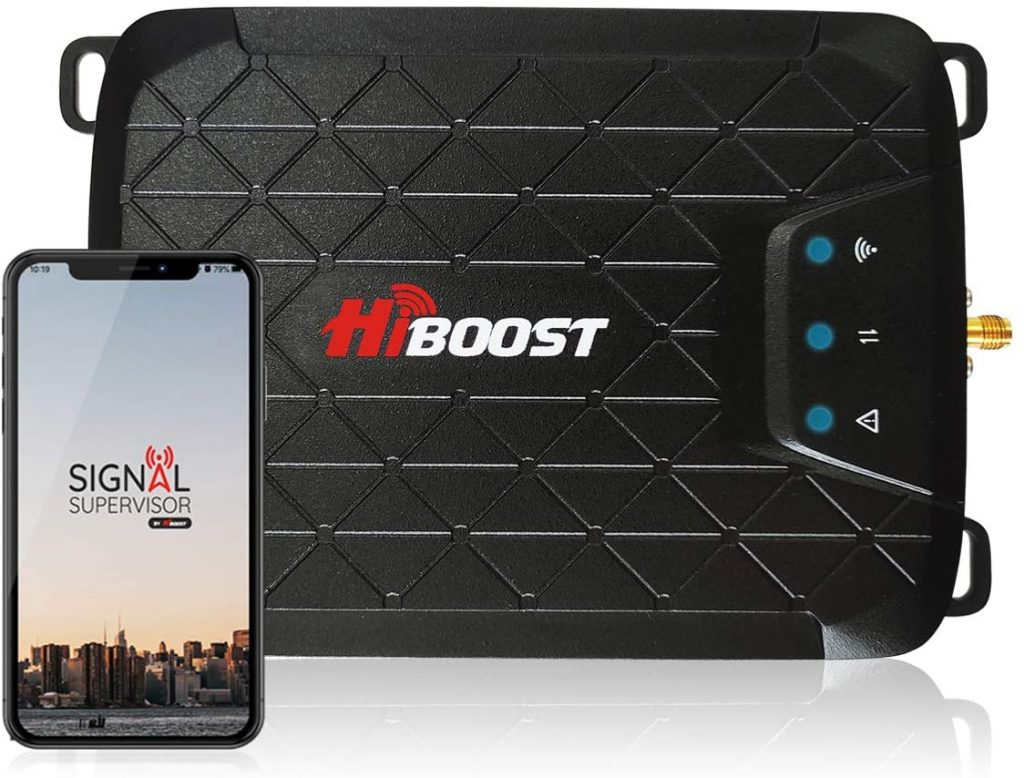 HiBoost 3-Band Cell Phone Signal Booster